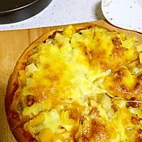 水果披萨,离你并不遥远,真的很简单!的做法图解7