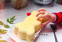 日式轻乳酪蛋糕~8寸的做法
