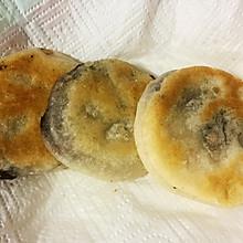 豆沙糯米饼