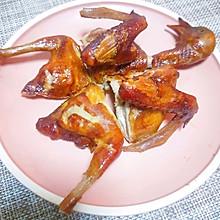 烤箱乳鸽——在家也能吃乳鸽