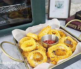 #夏日撩人滋味#香酥洋葱圈的做法