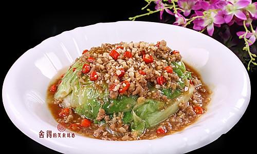 生菜这样做不仅色泽靓丽, 味道鲜美, 制作简单易掌握的做法
