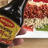 剁椒蒸金针菇#金龙鱼外婆乡小榨菜籽油 外婆的食光机#的做法图解5