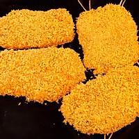 日式炸猪排配田园沙拉的做法图解10