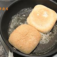 曼步厨房 - 快手早餐 - 烟熏三文鱼鸡蛋三明治的做法图解3