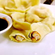 虾仁玉米水饺