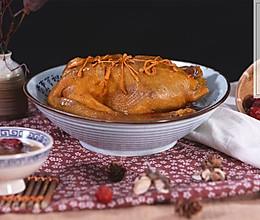 【虫草煲鸡】千年古方,给体虚畏寒者的福利的做法