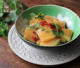 【胡萝卜肉皮冻(豆浆机版)】——懒办法巧做美颜菜的做法