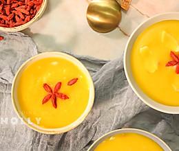 颜值营养双在线的香糯南瓜百合粥的做法