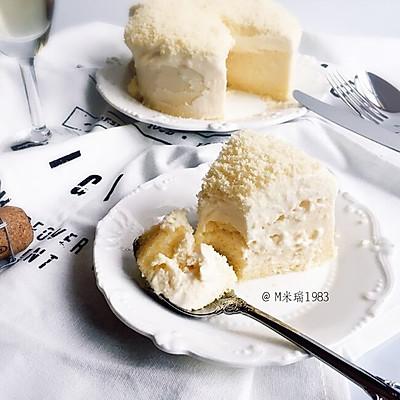 北海道双层芝士乳酪蛋糕