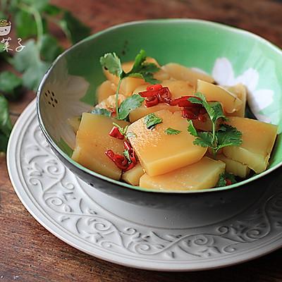【胡萝卜肉皮冻(豆浆机版)】——懒办法巧做美颜菜