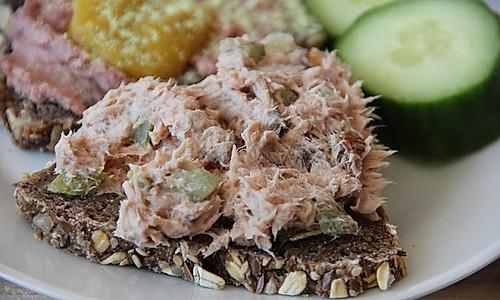 北欧吞拿鱼沙拉的做法