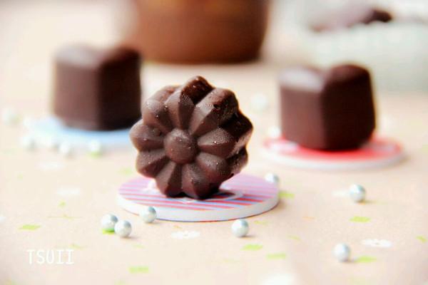 80后的记忆·巧克力酒心糖·的做法