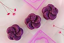 减脂餐|主食:山药紫薯糕的做法