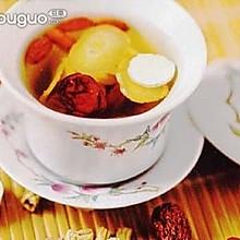 黄芪红枣茶-慈禧太后的丰胸食谱之二