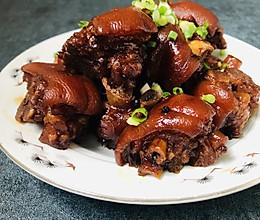 猪蹄三吃-卤猪蹄的做法