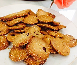 孕期零食#超简单的饼干的做法