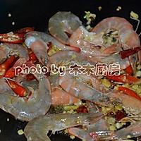 香辣基围虾的做法图解8