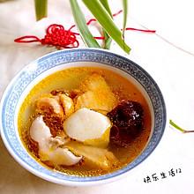 #松下饭煲年味#香菇山药鸡汤