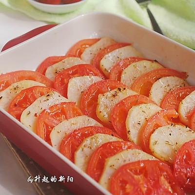 番茄土豆烤片