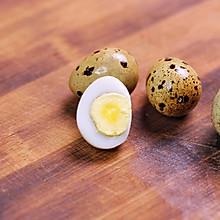 「五香卤鹌鹑蛋」