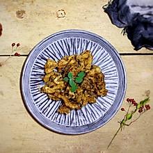 #馅儿料美食,哪种最好吃#香炸蘑菇