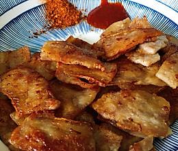 干煎五花肉的做法