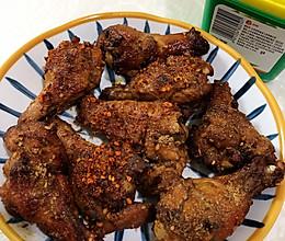 烤箱版烤鸡翅根的做法
