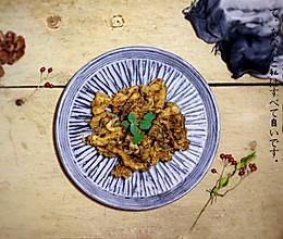 #馅儿料美食,哪种最好吃#香炸蘑菇的做法