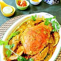 泰菜-泰式咖喱蟹建兴饭店复刻版的做法图解15
