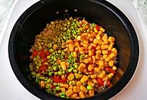 腊肉焖饭的做法