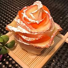 灿烂苹果花