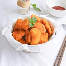 好吃到允指的炸鸡块#肉食者联盟#
