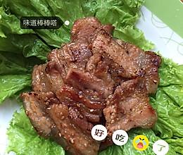 韩式烤肉的做法