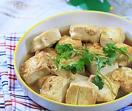"""【家常酿豆腐】---学着做点""""功夫""""菜的做法"""