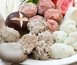 90秒食谱 | 香菇猪肉贡丸的做法