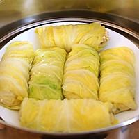 迷迭香:白菜豆腐卷的做法图解12