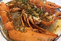 独家|蒜蓉波斯顿龙虾,一虾两吃的做法