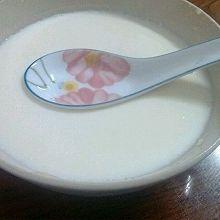 姜汁撞奶(姜埋奶)