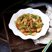 蚝油海米冬瓜条