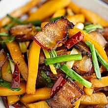 腊肉黄米粿