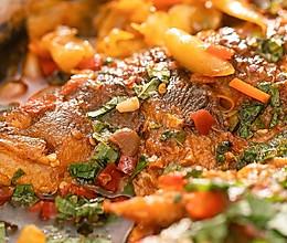 【川味泡菜鱼】给厨房小白的烧鱼大法,超实用!的做法