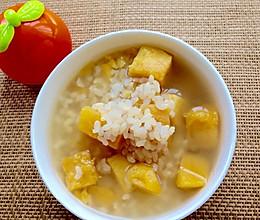 糙米红薯甜汤~纤维多多的做法