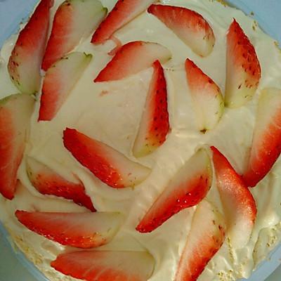 裸蛋糕的做法 步骤4