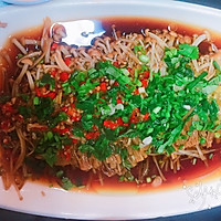 蒜泥剁椒金针菇的做法图解5