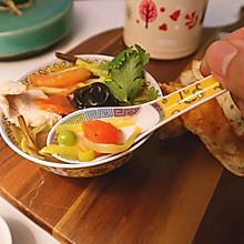 洛阳水席 - 连汤肉片