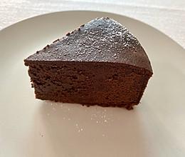 黑巧咖啡蛋糕的做法