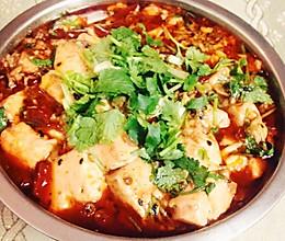 麻婆豆腐(素版)的做法
