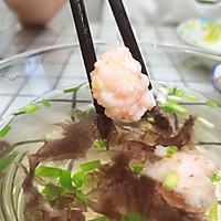 吃了还想吃的紫菜虾滑汤的做法图解16