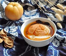 止咳润肺小甜品-陈皮蒸梨的做法